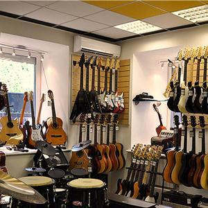 Музыкальные магазины Энгельса