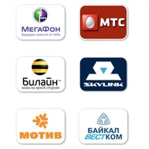 Операторы сотовой связи Энгельса