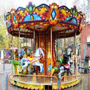 Парки культуры и отдыха Энгельса