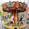 Парки культуры и отдыха в Энгельсе