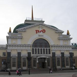 Железнодорожные вокзалы Энгельса